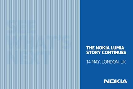 Nokia Lumia event inked in for mid-May