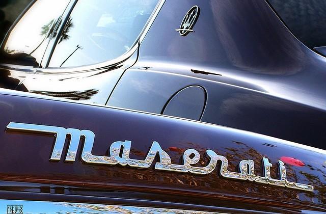 "Maserati dismisses electric cars as ""nonsense"""