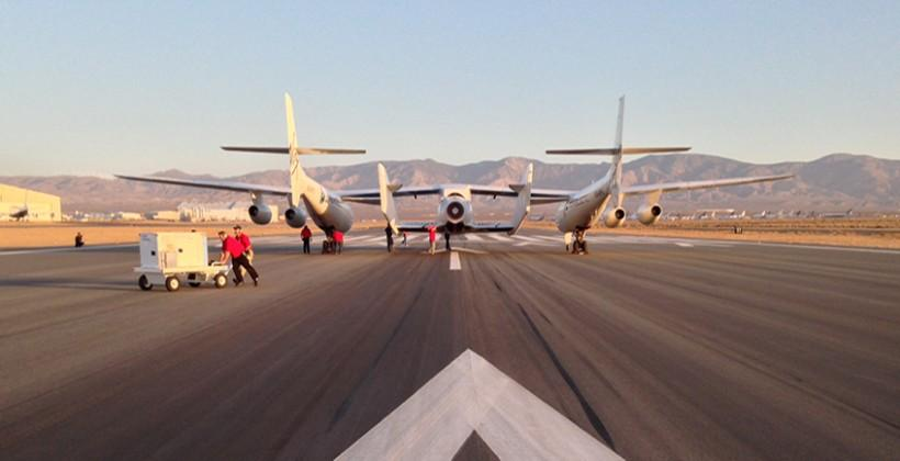 Virgin Galactic lights first rocket test in road to citizen space travel