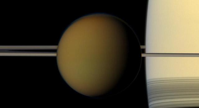 Saturn's moon Titan reveals even more life-sustaining possibilities