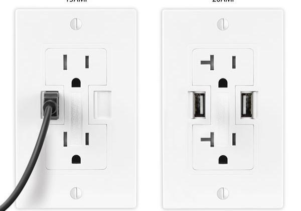 Next-generation Power2U AC/USB outlet unveiled
