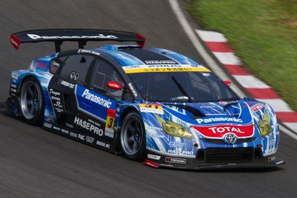 Toyota unveils Prius endurance racecar