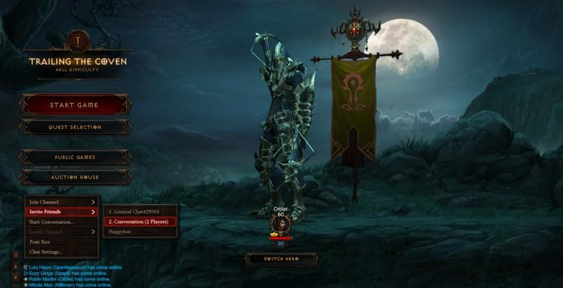 Diablo III's 8 smooth multiplayer boosts