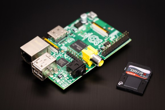 Raspberry Pi sells out at $25 a pop (in the USA)