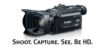 Canon VIXIA HF G30 camcorder unleashed with dual-card functionality