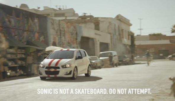 GM adds Facebook ads back to promo portfolio