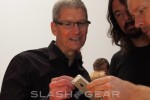 Tim Cook auctioning off coffee meeting for charity