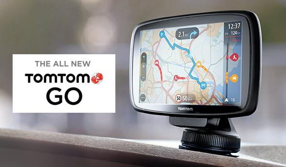 TomTom GO tells you to ditch the smartphone for a new PND