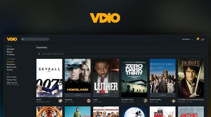 Rdio launches Vdio movie streaming service