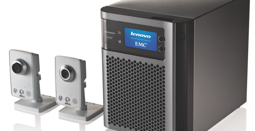 LenovoEMC aims for Network Video Recorder future with Milestone Arcus