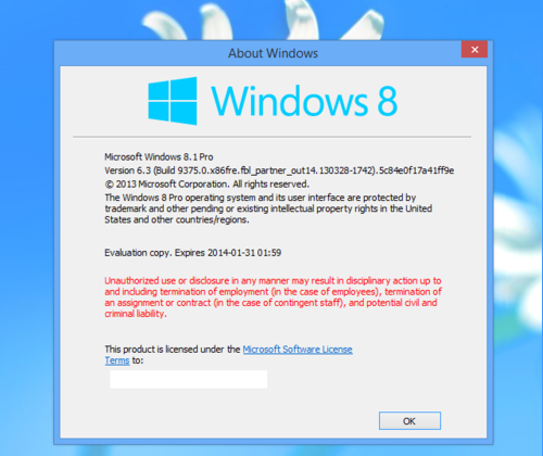 Windows Blue is Windows 8.1 insider claims (and expect it in a few months time)