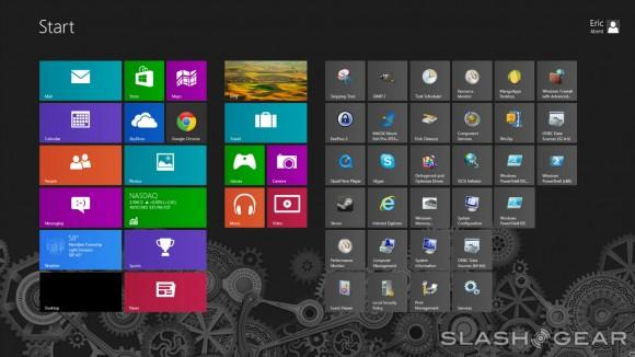 Microsoft flirting with boot-to-desktop and Start button in Windows 8.1 Blue
