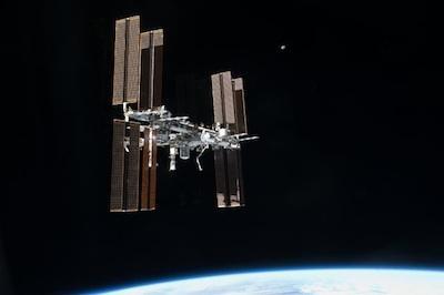 NASA says ISS has an ammonia coolant leak
