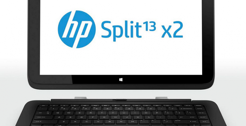 HP unveils Split x2 detachable Windows 8 notebook