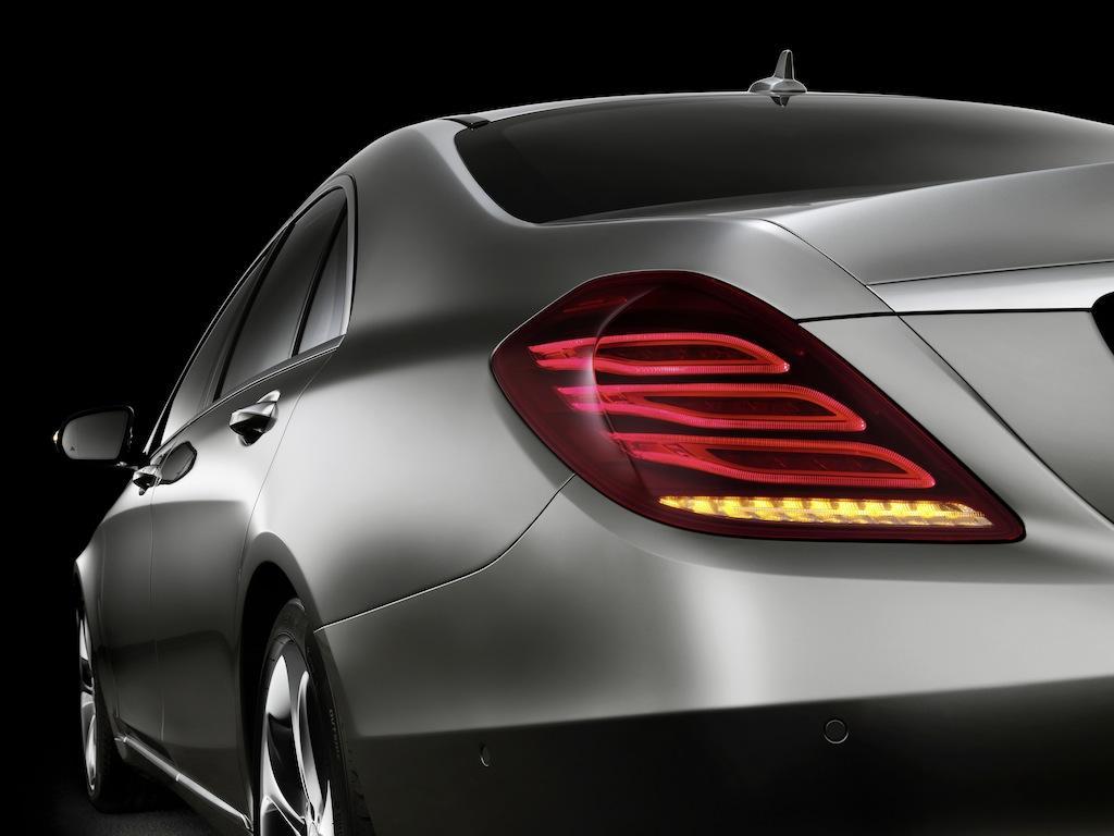 Представительский 2014 Mercedes-Be…