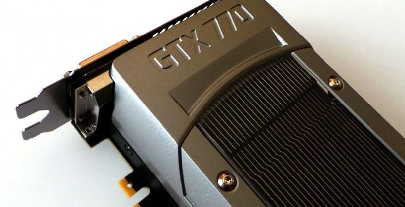GeForce GTX 770 joins 780 for two-tier gaming graphics sweep