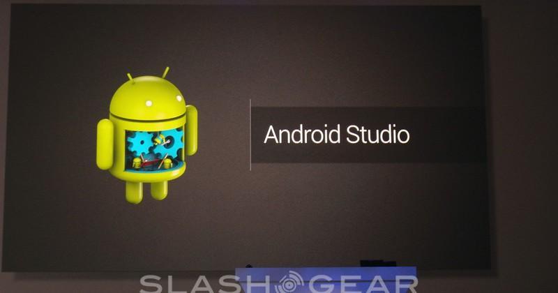 Android Studio makes development fragmentation history