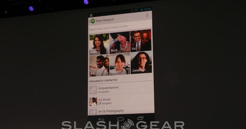 Google+ Hangouts SMS integration coming soon, says Google