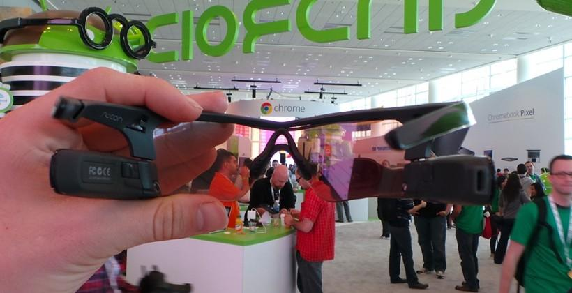 Recon Jet hands-on