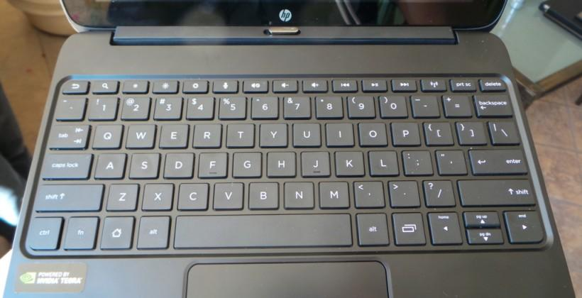 HP Slatebook x2 Tablet with Tegra 4 hands-on