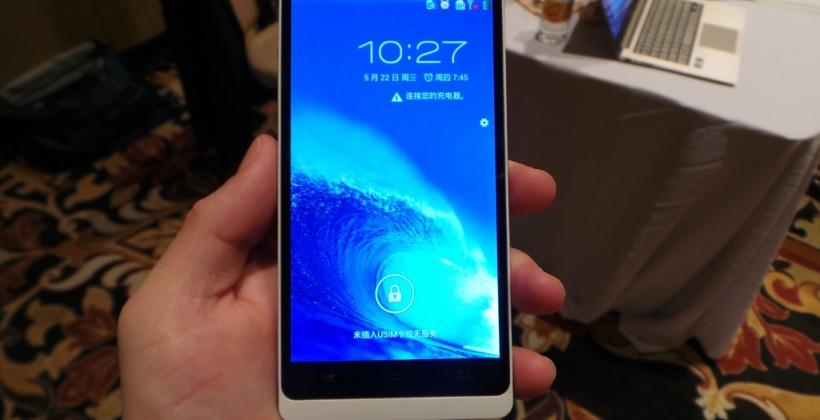 Coolpad Quattro II 4G and 8920 smartphone hands-on