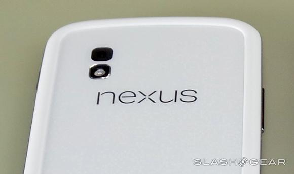White Nexus 4 Hands-on and Unboxing