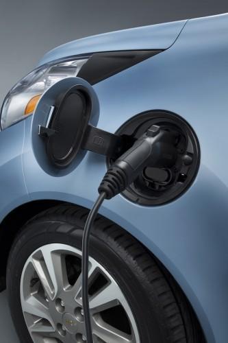 2014 Chevrolet Spark EV – high tech electric city car priced below $25,000.