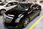 Cadillac's first 2014 ELR pulls off production line (but it's not for showrooms)