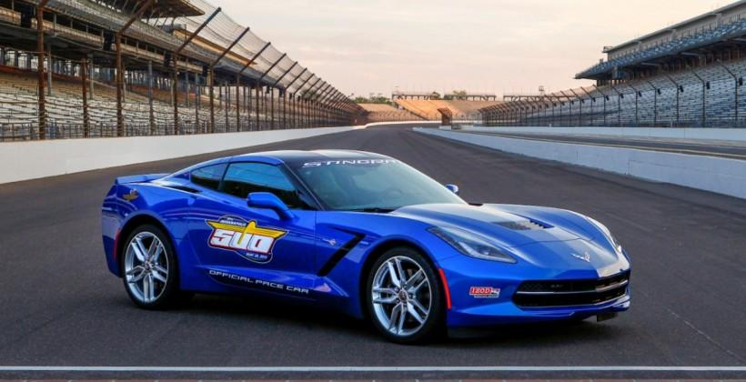 2014 Corvette C7 Stingray officially set for Indy 500 pace
