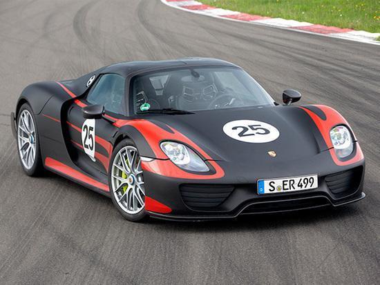 2015 Porsche 918 Spyder: A sports-hybrid you have to take seriously