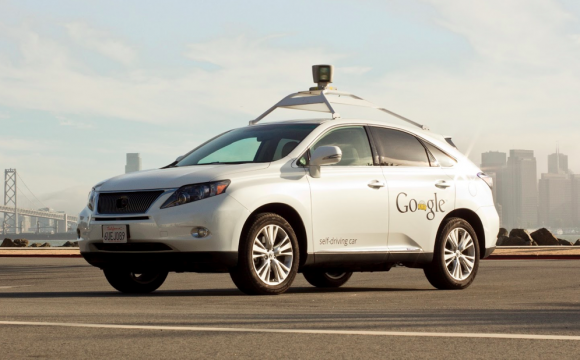 US Transportation Department backs self-driving cars