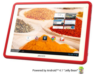 Archos ChefPad is designed for the kitchen
