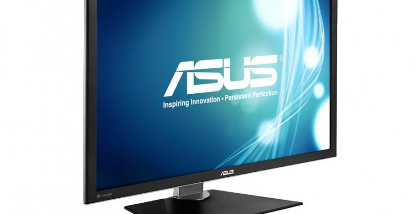ASUS PQ321 Ultra HD 31.5″ display brings IGZO to the desktop