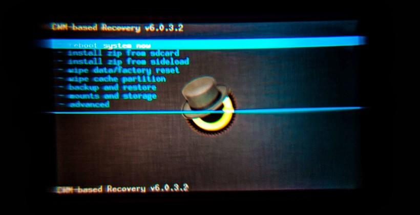 Google Glass gains ClockworkMod Recovery for future hacks: have a peek!