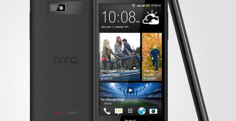 HTC Desire 600 official: Dual-SIM Android with BoomSound and BlinkFeed