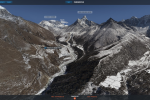 Microsoft and GlacierWorks join forces to offer virtual Everest experience