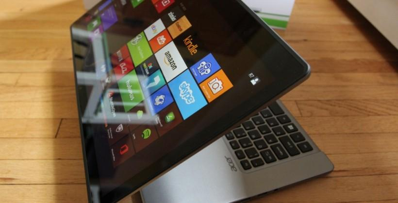 Acer Aspire R7 Hands-on: Spock's Choice