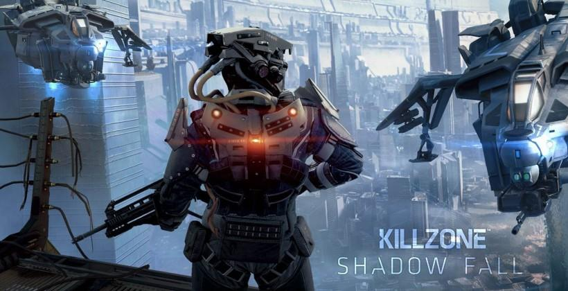 PlayStation 4 game Killzone: Shadow Fall play-while-downloading details revealed