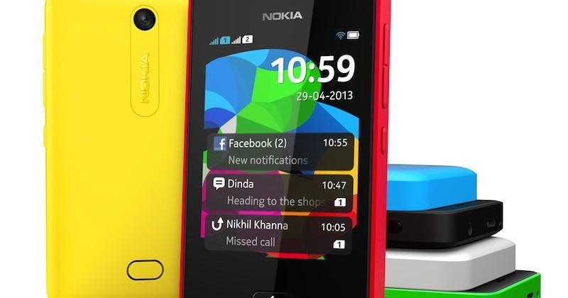 Nokia Asha 501 relaunches Asha touch with a hint of MeeGo