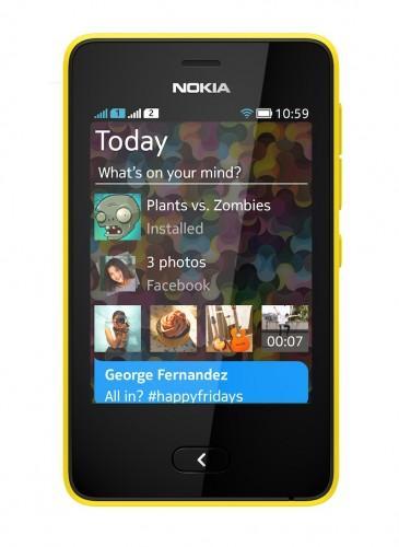 Nokia-Asha-501-Yellow-Front