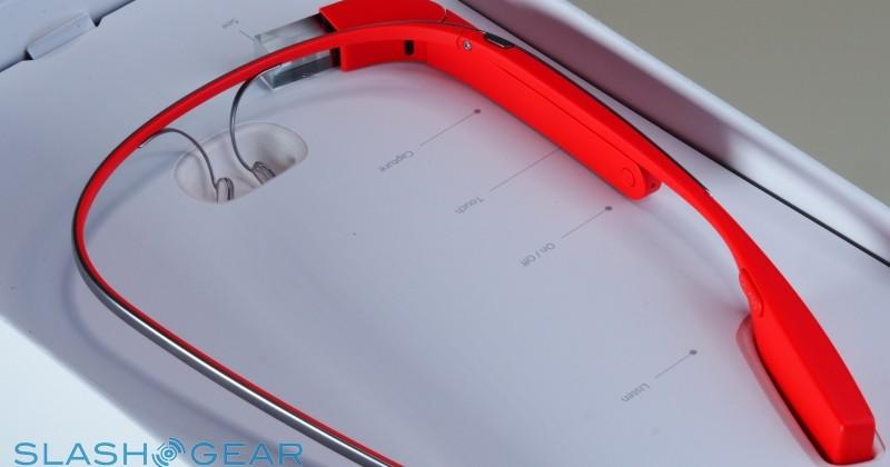 """Google Glass creators talk """"staring"""" and the social implications of wearables"""