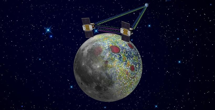 NASA solves mystery over moon's unique gravitational pull