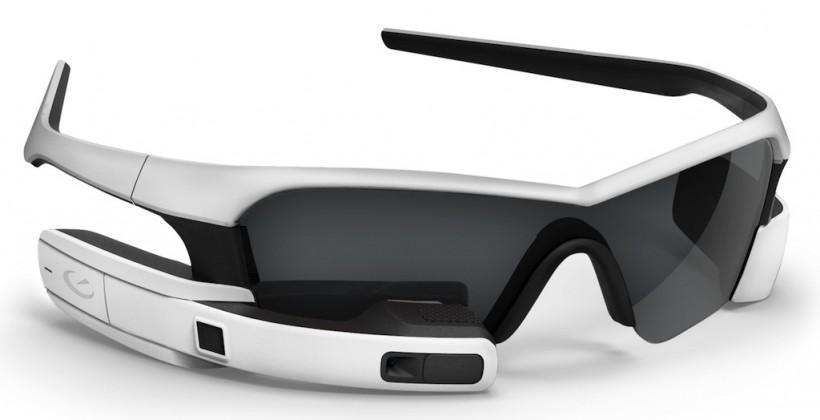 Recon Jet takes Glass-style wearable computing to the slopes