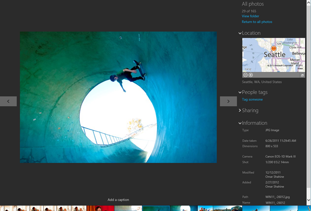 Microsoft updates SkyDrive with faster uploads and photo timeline