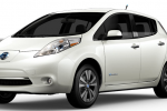2013 Nissan Leaf selected as IIHS Top Safety Pick