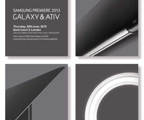 Galaxy Note III set for Samsung multi-device event