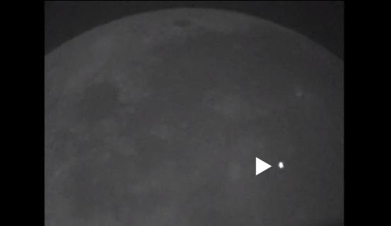 NASA records largest explosion ever on the Moon