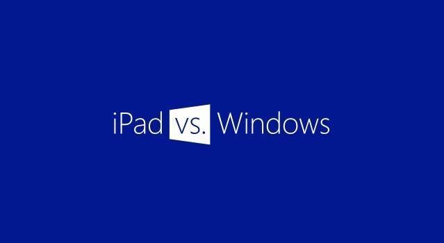 Microsoft pounces iPad again with new comparison ad