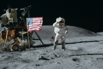 Apollo 11 Moon dust found after missing for 40 years