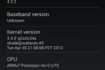 GALAXY S 4 runs CyanogenMod 10.1 in final hack rumor debunk